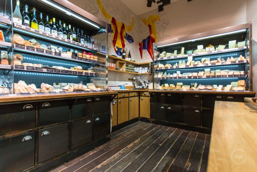 Métier : fromager, reportage métier pour Charlicot, fromagerie du 11ème à Paris