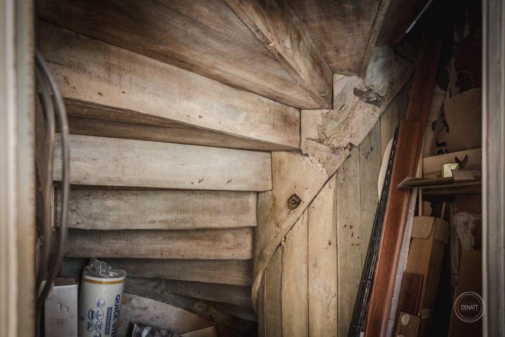 photo escalier bois Toulouse